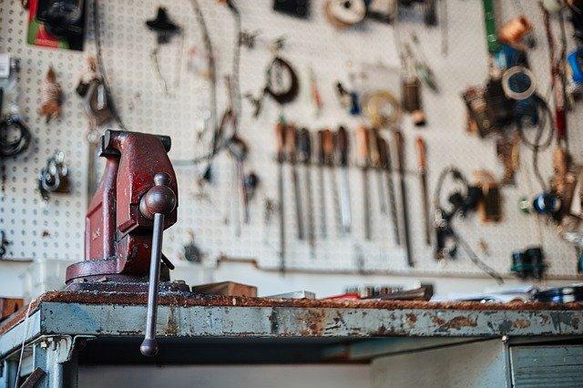 tools garage